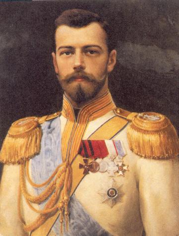 Czar Nickolas II