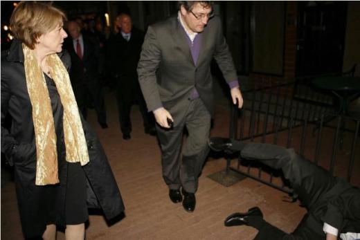 Coakley assault at fundraiser meehan-mccormack