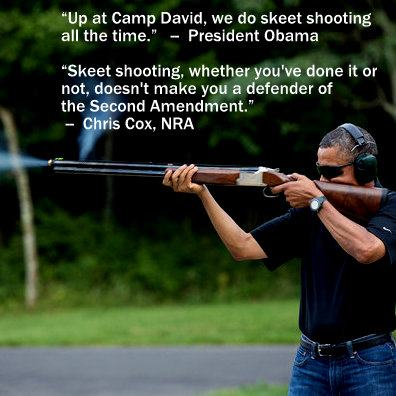 Newtown father: 'You'll have to take my guns from my cold ...