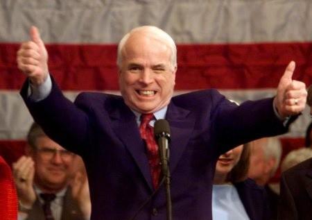 "Allahu Akbar is just like when a Christian says, ""Thank God."" – John McCain"