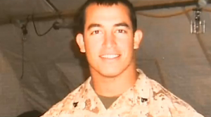 Andrew Tahmooressi has been held by Mexican authorities since March 31. (Photo via WSVN-TV)