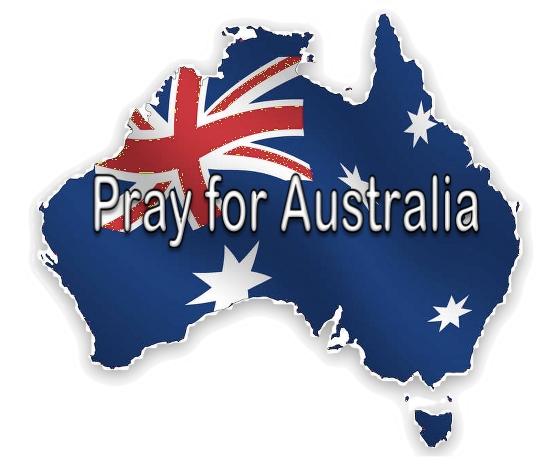 Pray for Australia